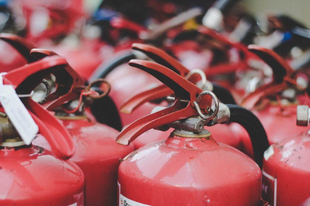 forniture antincendio